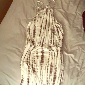 TIEDYE MAXI DRESS 🌝